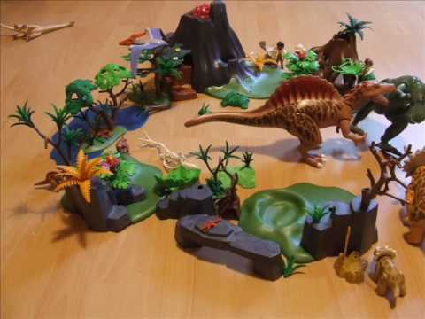 Youtube for Playmobil dinosaurios