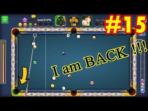 8 Ball Pool - ROAD TO FREE GALAXY CUE PART 15 (Dubai/Paris/Bangkok) HD