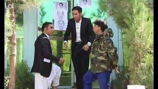 طنز سیاسی - شبکه خنده -  قسمت سی و هشتم / Political Comedy - Shabake Khanda - Episode 38