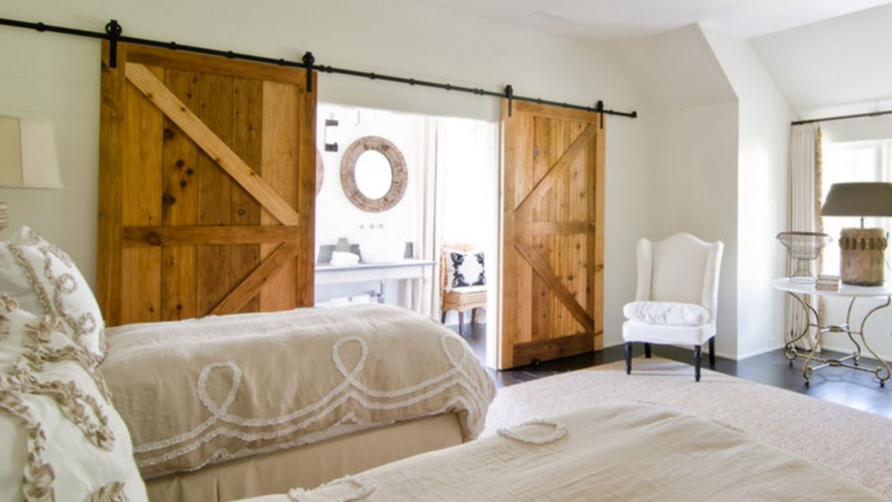 60 Barn Door Design Ideas
