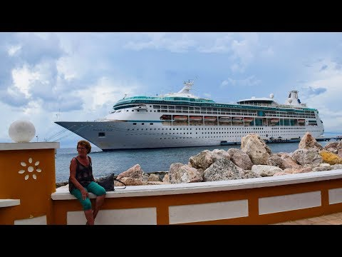 Repositioning Cruise - Vision of the Seas 2017