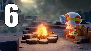Captain Toad: Treasure Tracker [Piranha Creeper Cove, Briny Bowl Swimming Hole] - Part 6