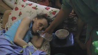 Помощь онкобольной  женщине г.Донецк Петровский район