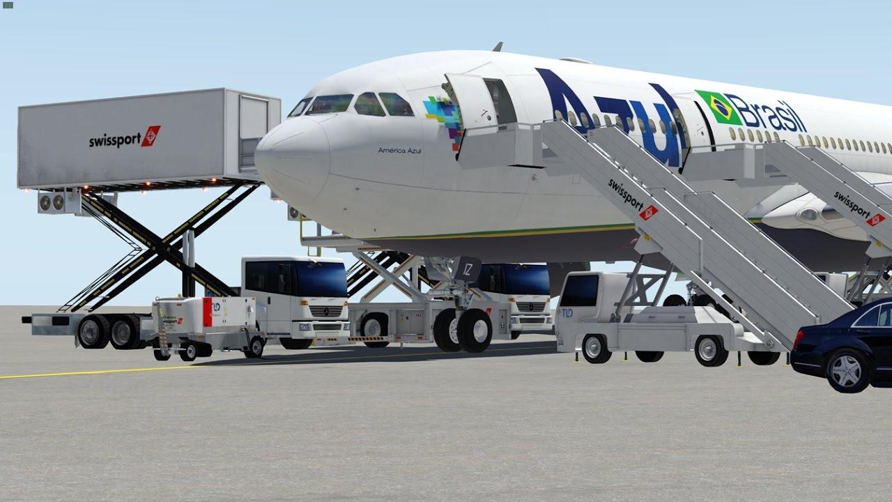 X-Plane 11 pre-release Beta 1 | Teste Airbus A330 Jardesign