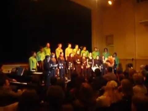 Afrika- Coro de ex alumnos y amigos del crandon
