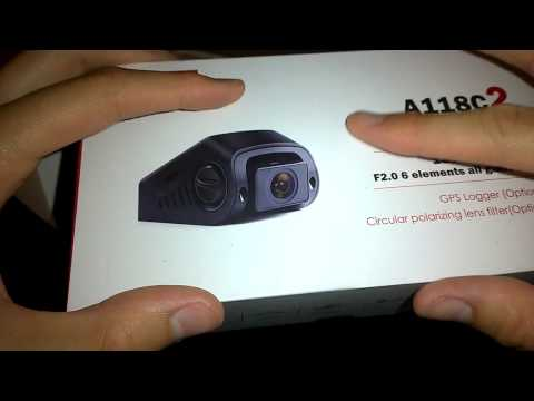 Viofo A118C2 Dashcam [Unboxing And Review] (English)