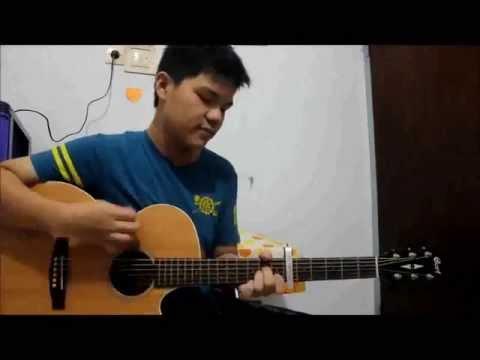 Eross SO7 ft. Okta - Cahaya Bulan (Ost. GIE) acoustic cover by James Adam