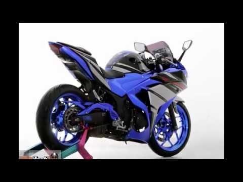 Yamaha R25 2017 Bocoran Buat Pengemar Motor Ini Youtube