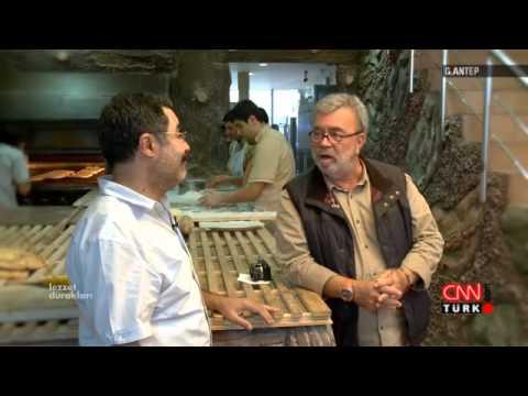 ADİL usta     CNN TURK LEZZET DURAKLARI GAZİANTEP