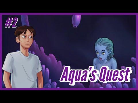 Summertime Saga - Aqua's Story, Find Aqua, Fight Octopus & Mushroom for SeaSucc