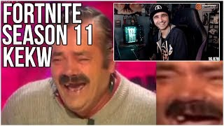 Summit1G Reacts to Fortnite Season 11 Board Meeting KEKW by TexaTV