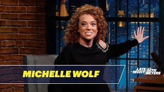 Michelle Wolf Tells Jokes She Wasn