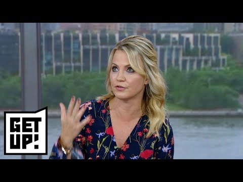 Michelle Beadle on LeBron James' press conference cast: It's just so dramatic | Get Up! | ESPN