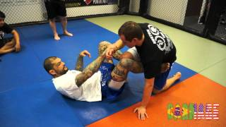 Daily BJJ: No Gi DLR to Back Control