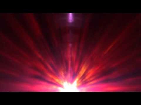 Sunburst Colorful Motion Background