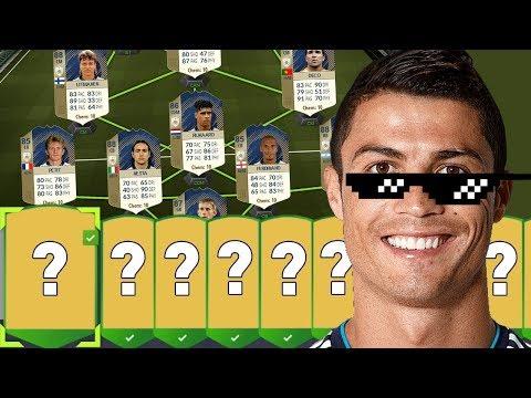 FIFA 18 - Zarobiłem na skład ikon! - Handluj z tym #8