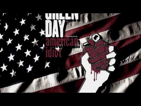 Boulevard of Broken Dreams - Green Day (Lyrics) [EXPLICIT VERSION]