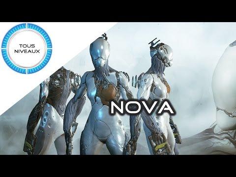 Warframe Review - Nova / Nova prime [FR]