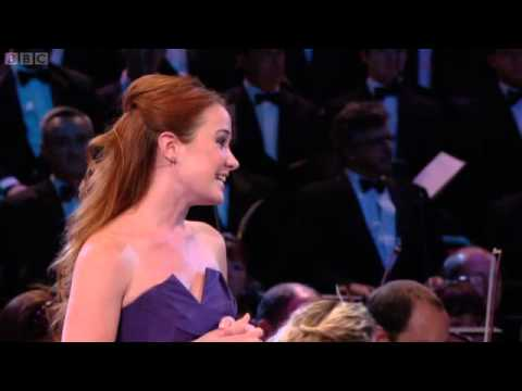 Sierra Boggess and Julian Ovenden singing Make Believe from BBC Proms 2012 - Broadway Sound