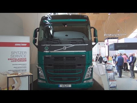 Volvo FH 460 I-Shift 4x2 SZM Tractor Truck (2018) Exterior and Interior
