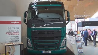Volvo FH 460 I-Shift 4x2 SZM Tractor Truck (2018) Exterior and Interior