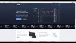 GDAX Tutorial Deutsch - Bitcoins kaufen ohne Gebühren?