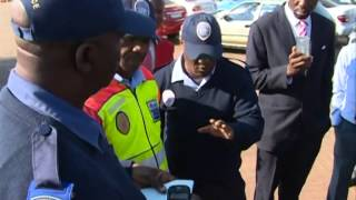JMPD returning chairs they stole with hundreds of chairs missing -  Part1