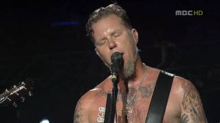 LIVE | HD | Metallica - The Unforgiven @ Seoul 2006