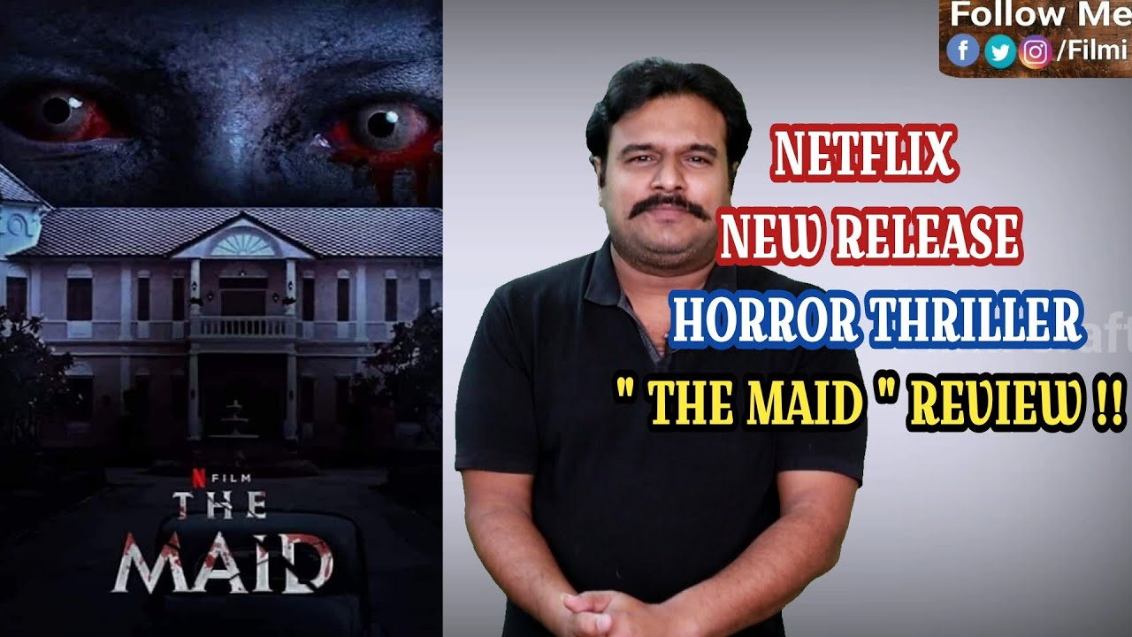 The Maid (2020) Thai Horror New Movie Review in Tamil by Filmi craft Arun | Netflix New Movie