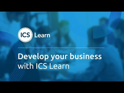 Develop your business with flexible, scalable online training