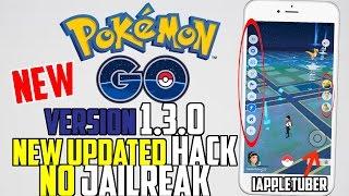 NEW Pokemon GO 1.3.0 Hack NO Jailbreak iOS 10 / 9 - 9.3.4! Tap To Walk, Map Hack & More!