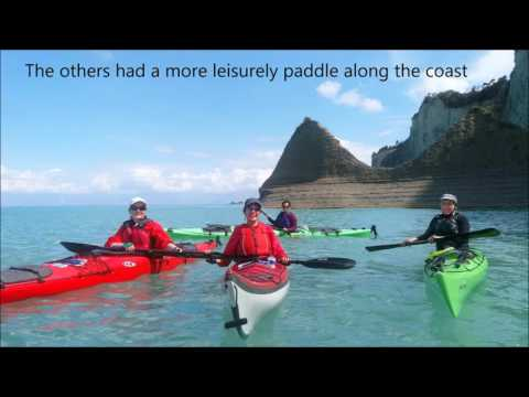 Corfu Sea kayak camping expedition