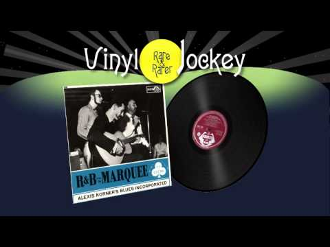 DOWN TOWN - ALEXIS KORNER'S BLUES INC. - TOP RARE VINYL RECORDS - RARI VINILI
