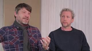 Tom Espiner and Ben Ringham discuss the sound in Berberian Sound Studio