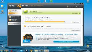 Avast AntiVirus 6.0.11 + Serial Keys
