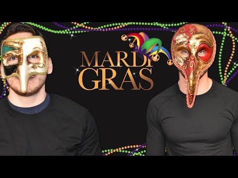 MARDI GRAS - FAT TUESDAY