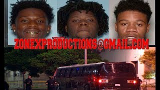 BREAKING NEWS Fredo bang bus shot by Quando rondo after fight cops lookin for quando rondo!