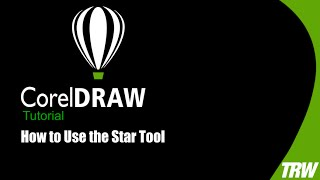 How to Create a Star in CorelDraw X8