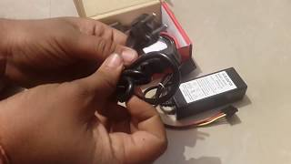 SATA/IDE to USB 2.0 Adapter With Power Supply Supports HDD Drives unboxing kashyap industry 2017