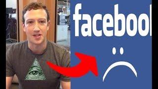 facebook se cae por esta razón Noticia de última Hora