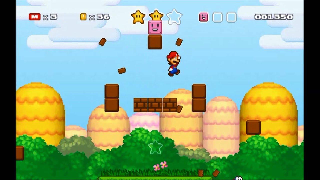 Play Super Mario Star Scramble 2 Ghost Island
