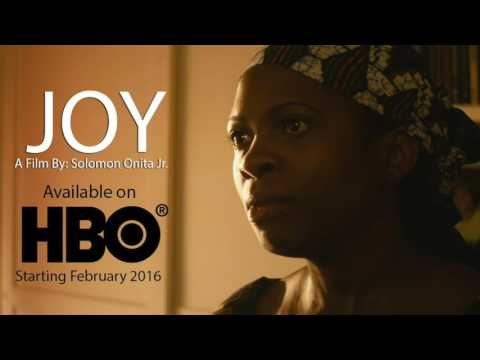 The film Joy by Solomon onita Jr.