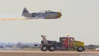 Repeat youtube video SHOCKWAVE JET TRUCK (RACE) 344.7 MPH !!!