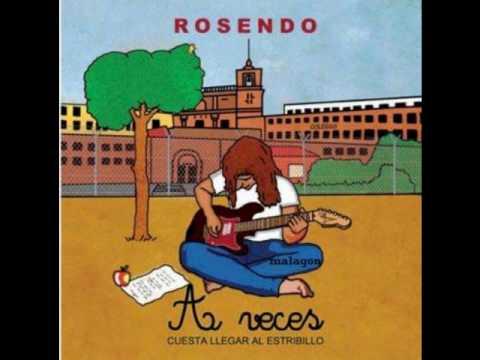 Rosendo- A veces cuesta llegar al estribillo