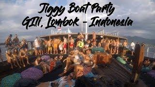Jiggy Boat Party Gili, Lombok - Indonesia
