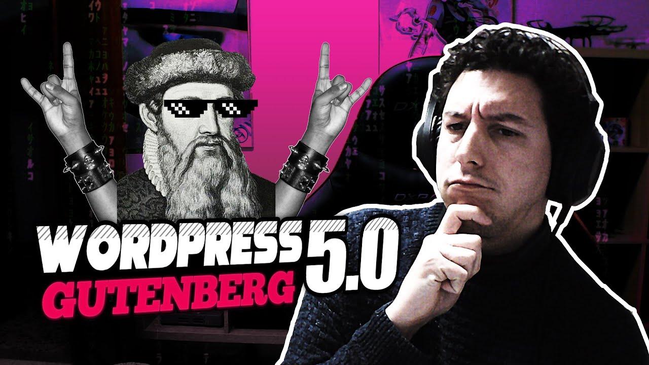 Instalando WordPress 5.0 en directo! - Diseño y programación Web