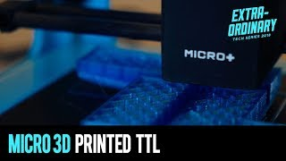 M3D Micro gave life to a TTL character | Extraordinary Tech