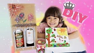 Diy Gifts Kids Can Make For Father's Day Birthdays And More