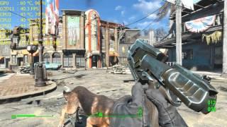 Fallout 4 - Q9400 3.2GHz - 4GB RAM - GTX 750 ti - 1080p