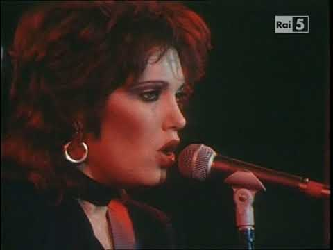 The Motels Live in Rome December 1980